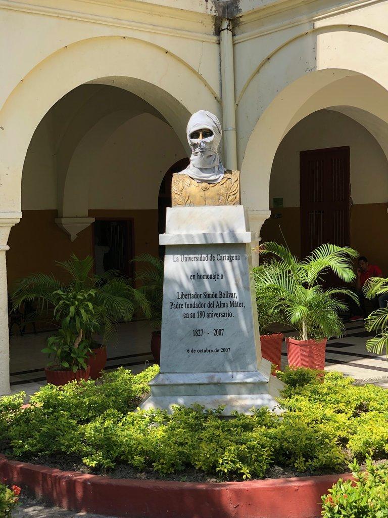 University of Cartagena | Photo taken by Rachel B