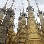 Amazing pagodas | Photo taken by Cynthia C