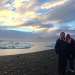 Jokulsarlon  | Photo taken by Marisa K