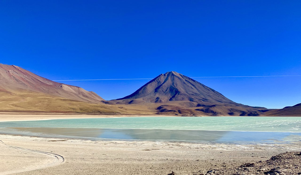 Laguna Verde | Photo taken by Flaminia R