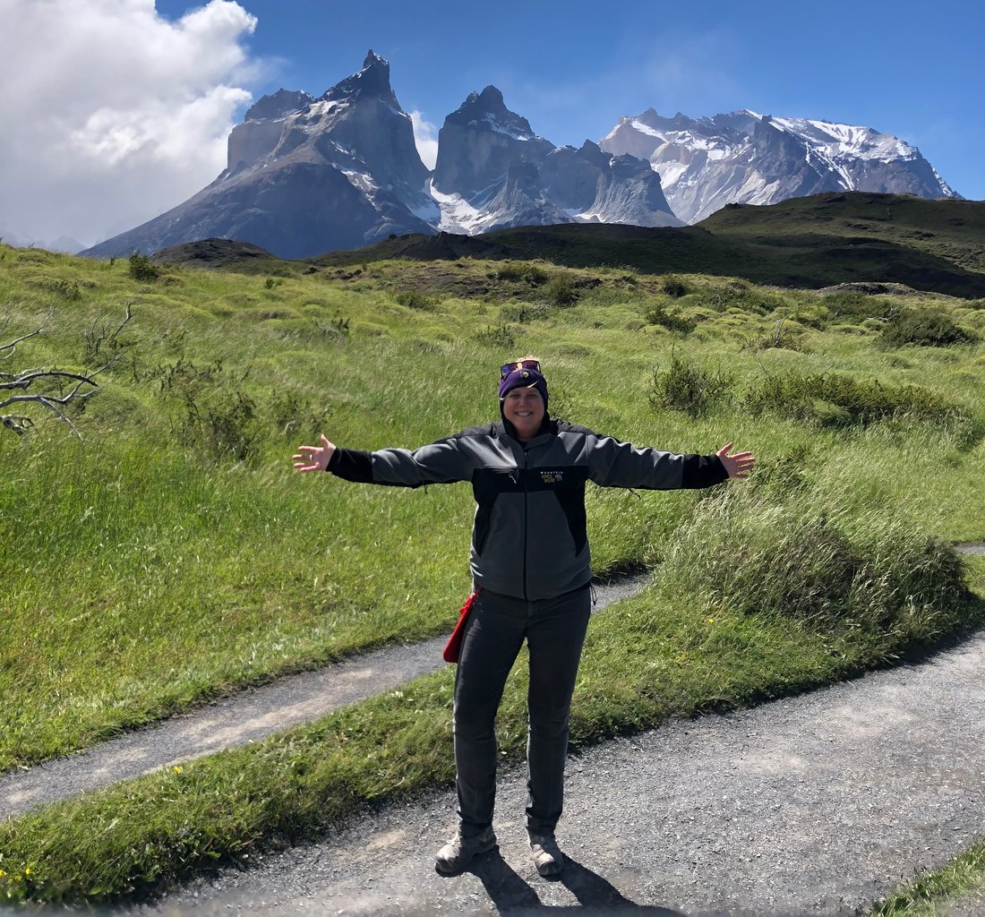 Magnificent Torres del Paine National Park  | Photo taken by Melody B