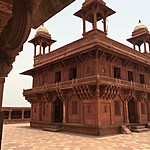 Fatepur Sikri | Photo taken by carole c