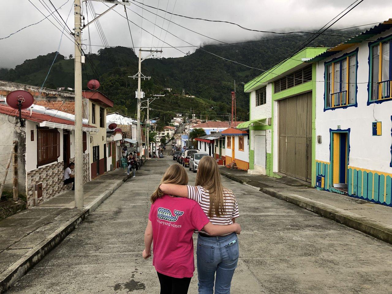 Buena Vista, Quindio | Photo taken by Rachel B