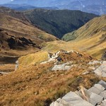 The trek to Kaire Lake | Photo taken by Morgan U