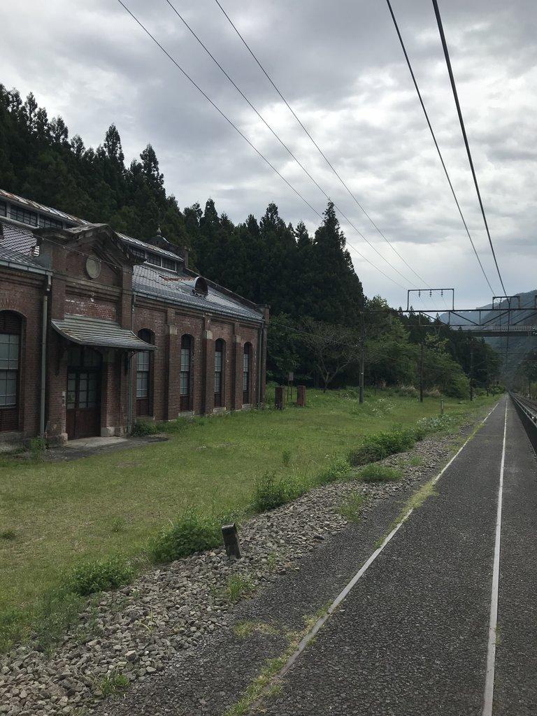Old power station at Yokokawa   Photo taken by Pui san C