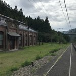 Old power station at Yokokawa | Photo taken by Pui san C