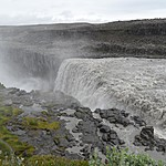 Dettifoss, the most powerful waterfall in Europe | Photo taken by Otto S