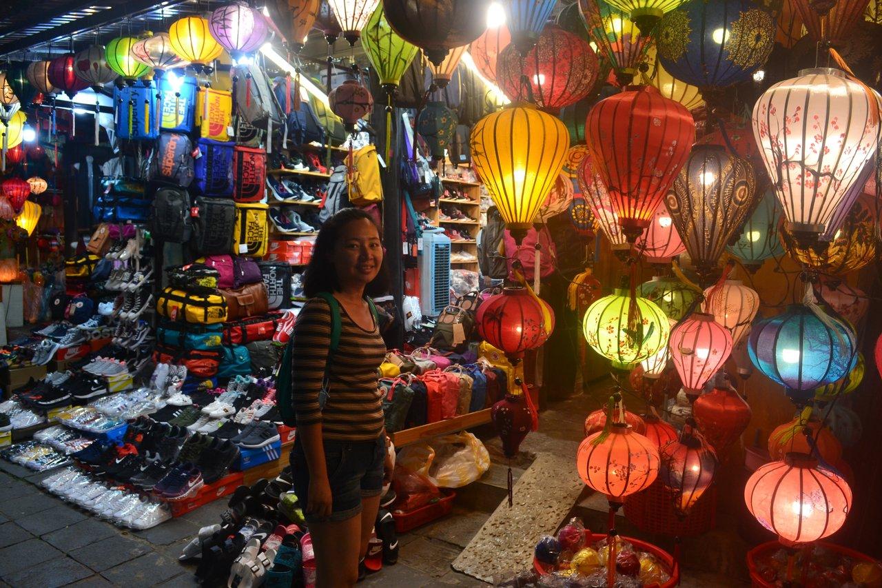 Lanterns again  | Photo taken by Seng Aung S