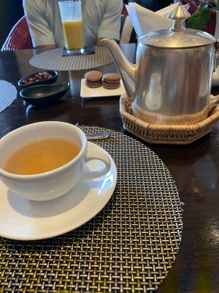 Tea break | Photo taken by Bonnie S
