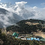 Namche | Photo taken by Jay L