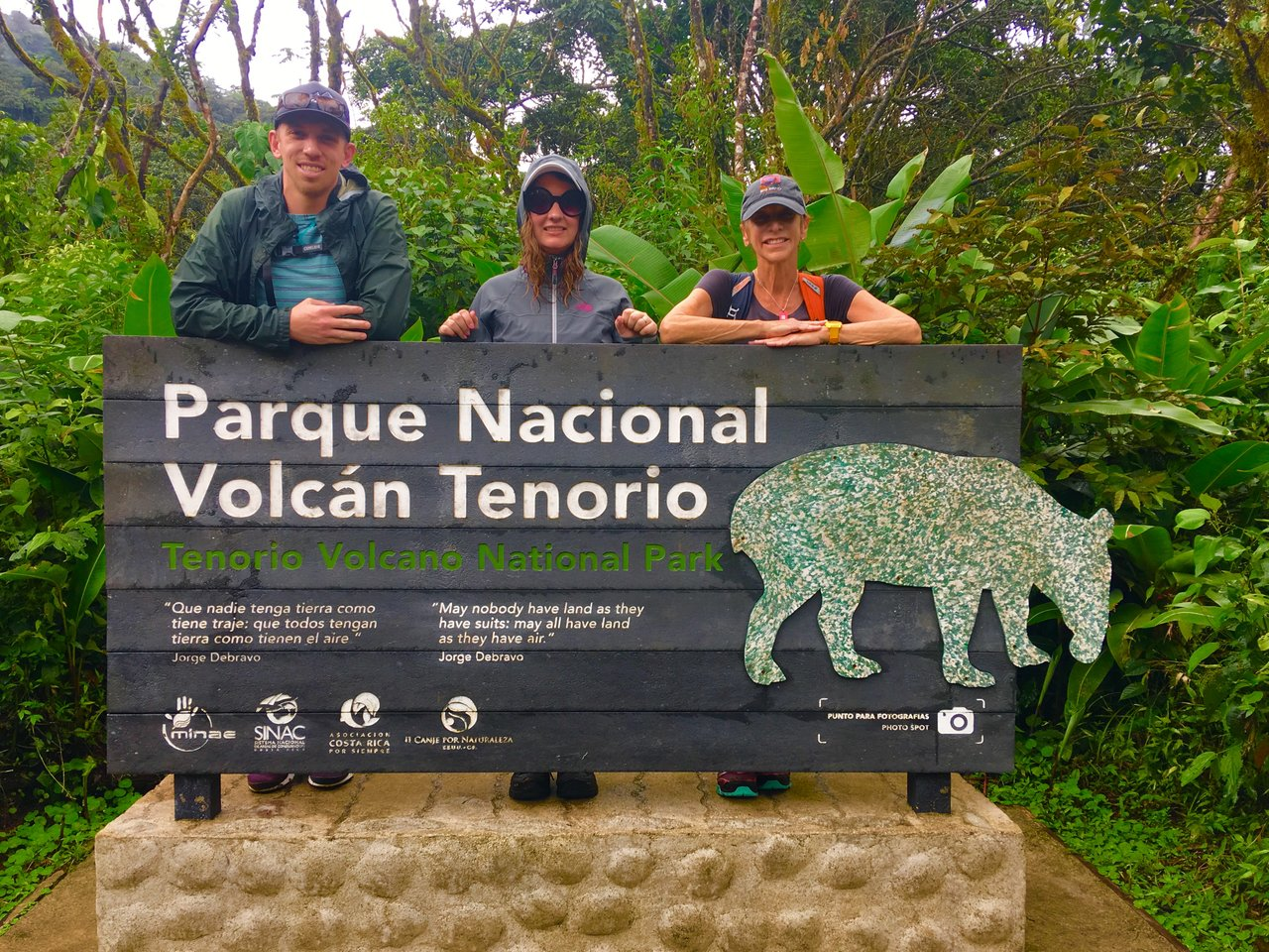 Parque Nacional de Volcan Tenorio | Photo taken by Rachel H