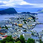Beautiful View of Alesund | Photo taken by Mark M