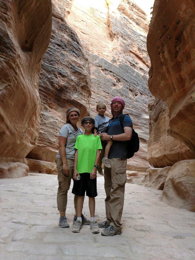 Petra | Photo taken by Brad F