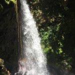 Oropendola Waterfall | Photo taken by Rachel H