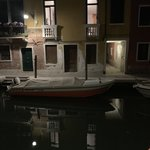 Venice is beautifula t all time, day or night! | Photo taken by Stephen G