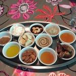Breakfast at Yolanda's in Petra   Photo taken by Lawrice S