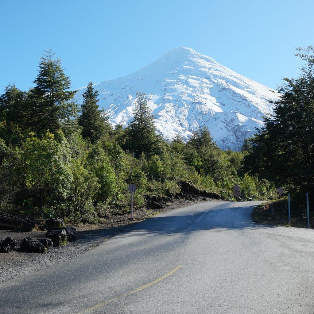 Osorno volcano | Photo taken by Beth S