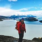Grey Glacier    Photo taken by Micky C