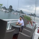 Halong Bay | Photo taken by David W