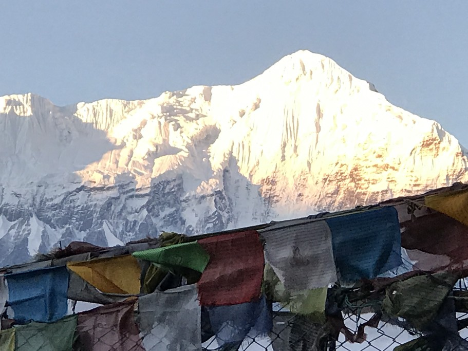Himalayas | Photo taken by Lisa D