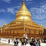 Sagaing Temple | Photo taken by Rodney S