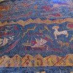 Fresco, Mkskheta Cathedral | Photo taken by Genevieve P