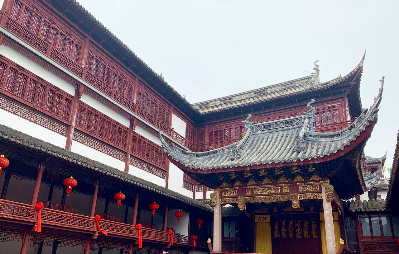 Yu Garden | Photo taken by Shiru H