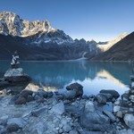 Gokyo-lake-sunrise | Photo taken by Lidia D