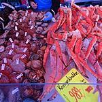 Bergen fish market | Photo taken by Richard T