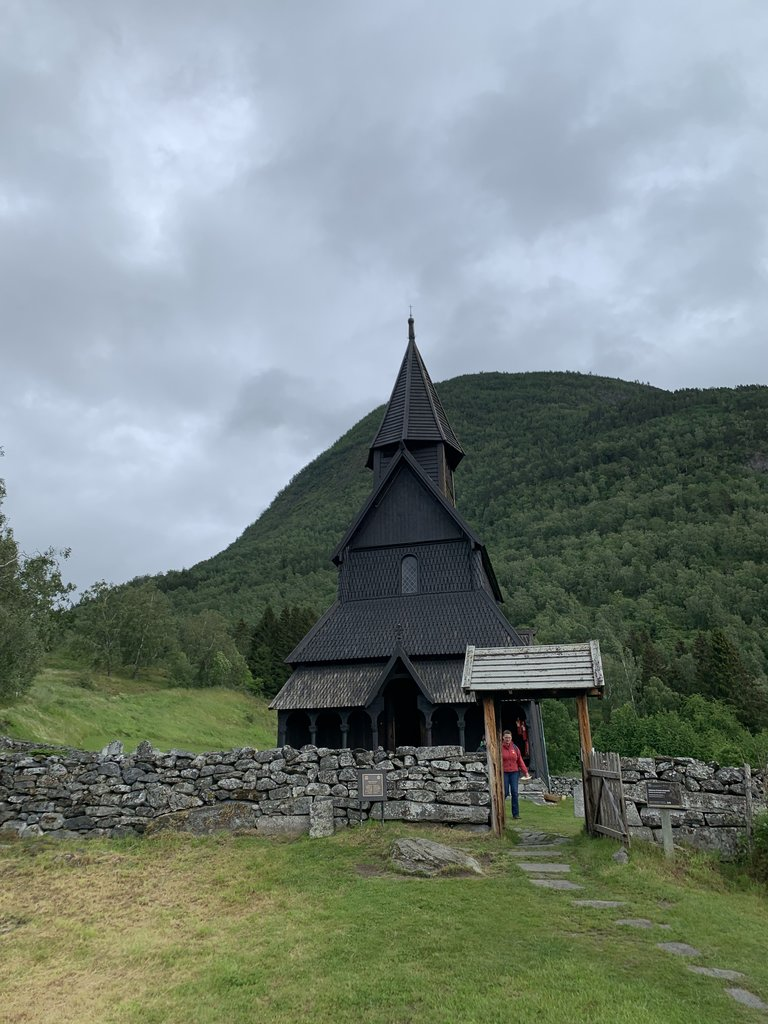 Stave Church  | Photo taken by Jessica H