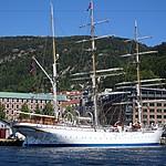 Bergen harbor | Photo taken by Richard T