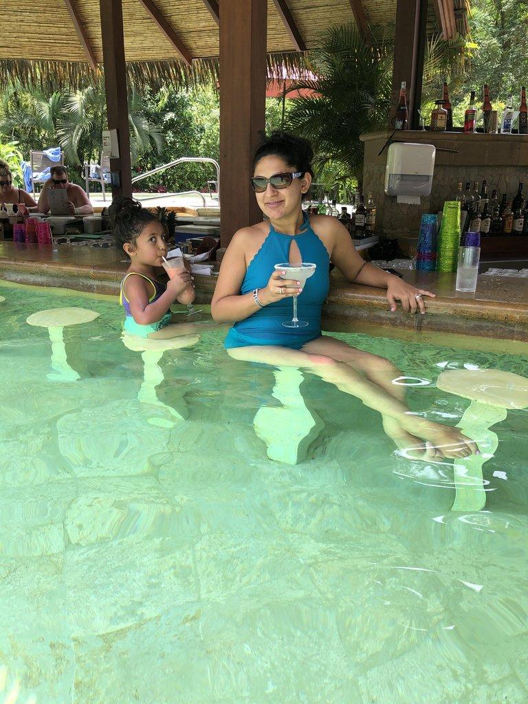 Pool Bar | Photo taken by Nitin A