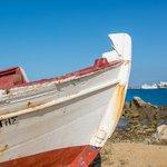 Shipwrecked on Naxos | Photo taken by David B
