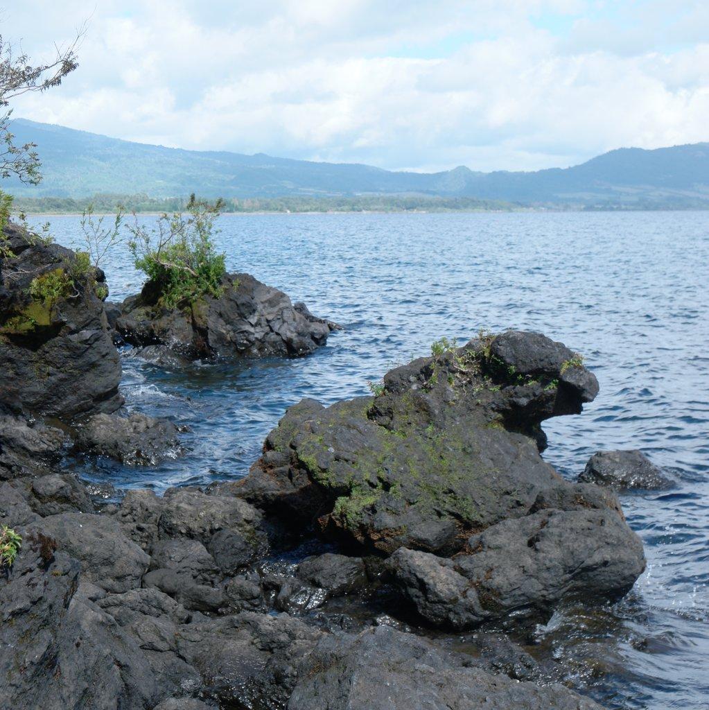 Lago Llanquihue | Photo taken by Beth S