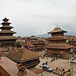 Bhaktapur | Photo taken by Long W