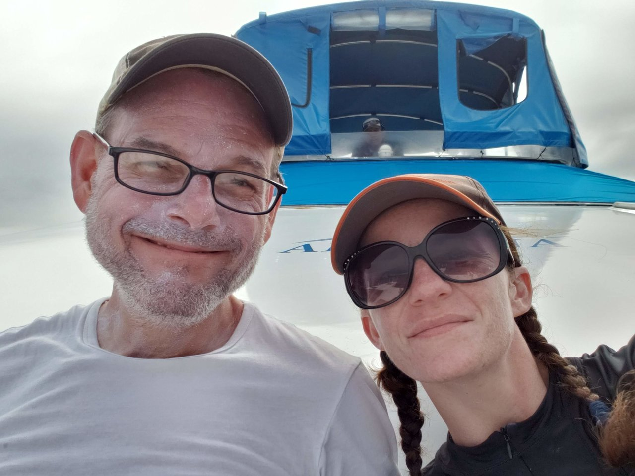 Boat ride to Sombrero Chino and Bahia Sullivan | Photo taken by Peter S