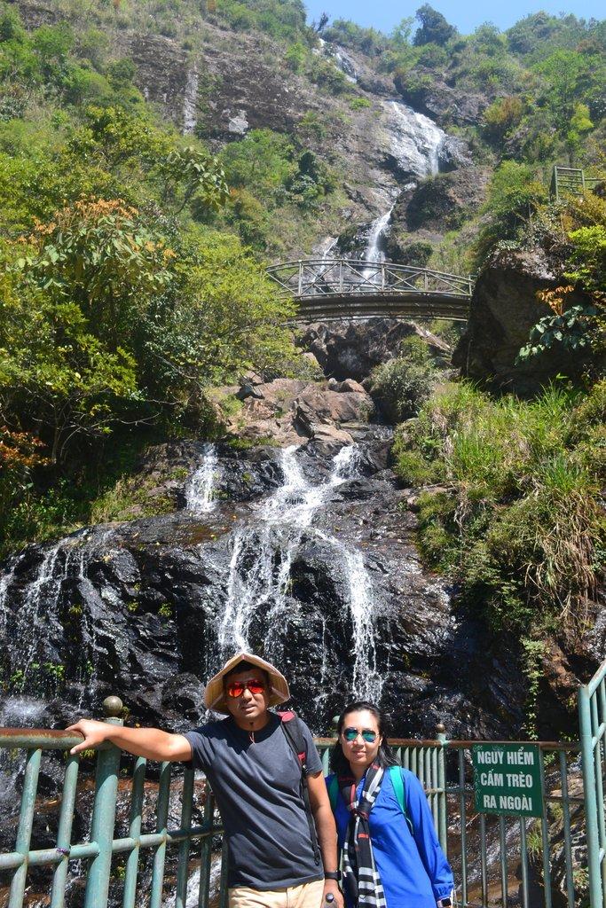Waterfall    Photo taken by Seng Aung S
