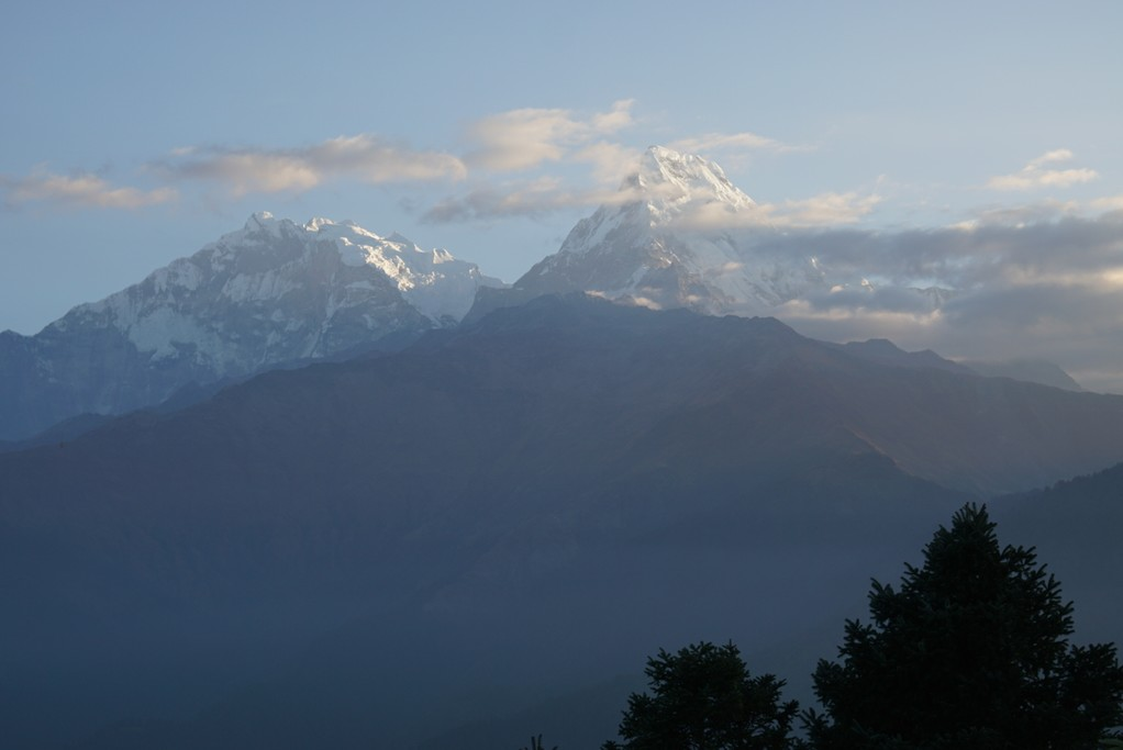 Poon Hill view | Photo taken by Maria S
