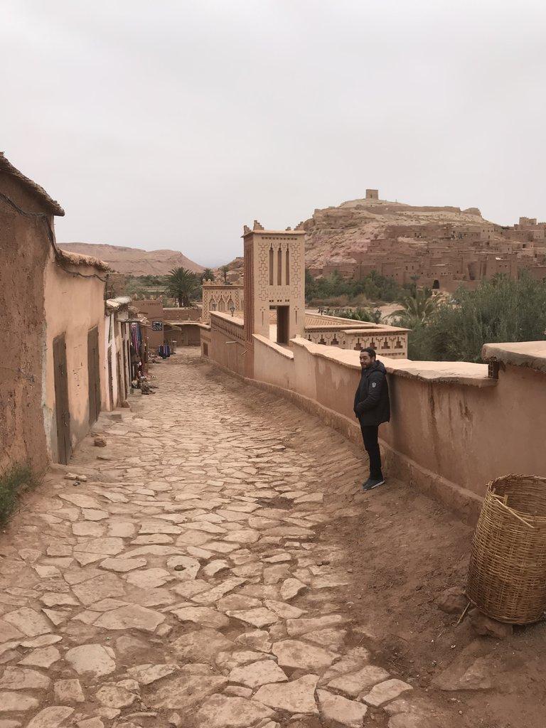 Kasbah of Ait-Ben-Haddou | Photo taken by Chris M