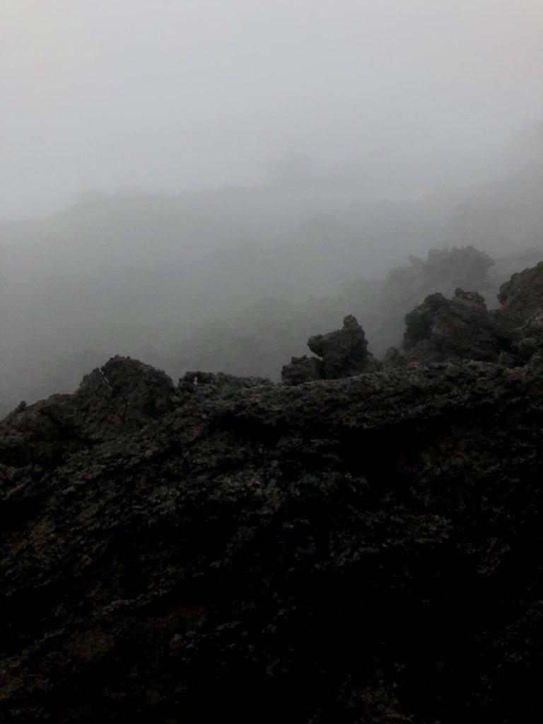 Pacaya lava field  | Photo taken by BRAD K