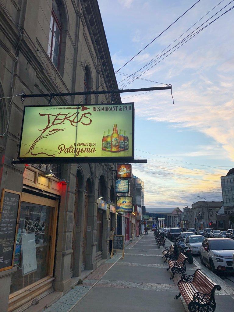 Restaurant in Punta Arenas  | Photo taken by Melody B