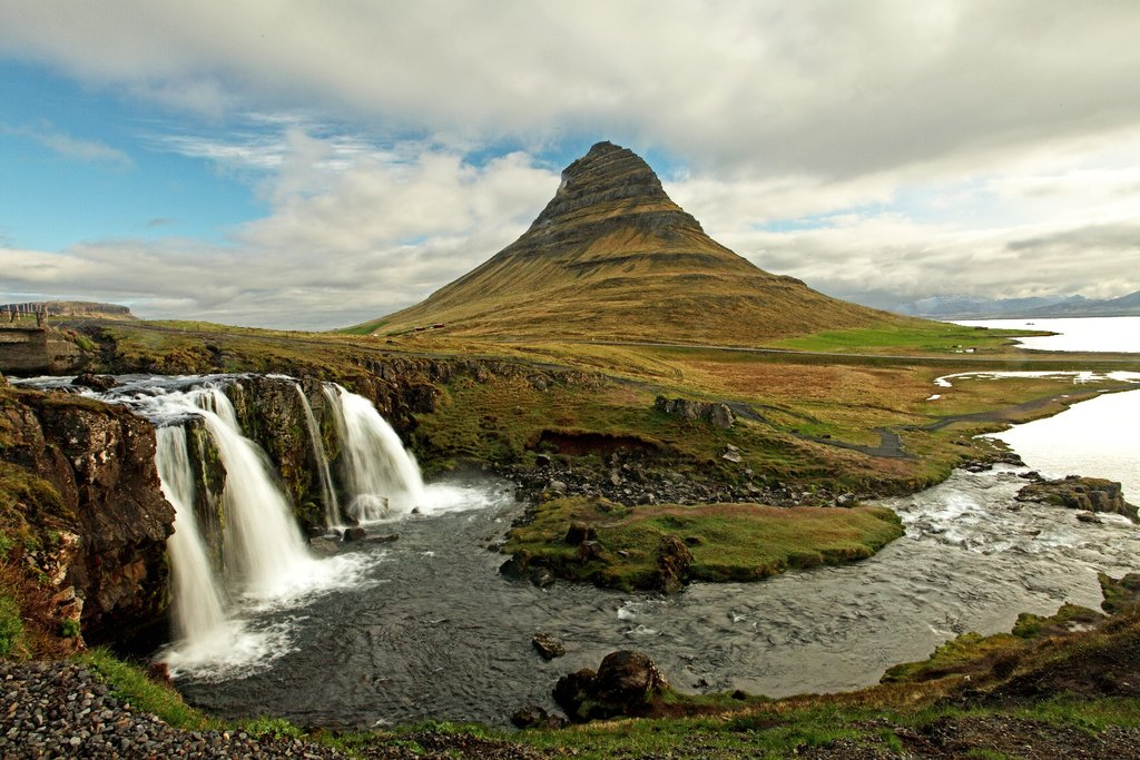 Kirkjufellfoss | Photo taken by Amol L