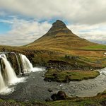 Kirkjufellfoss | Photo taken by Amol L