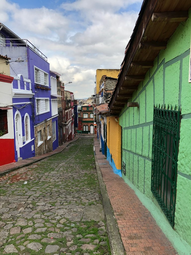 Bogota | Photo taken by Rachel B