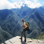 View from Huayna Picchu | Photo taken by Jennifer S