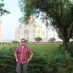 Taj Mahal  | Photo taken by Ivan T