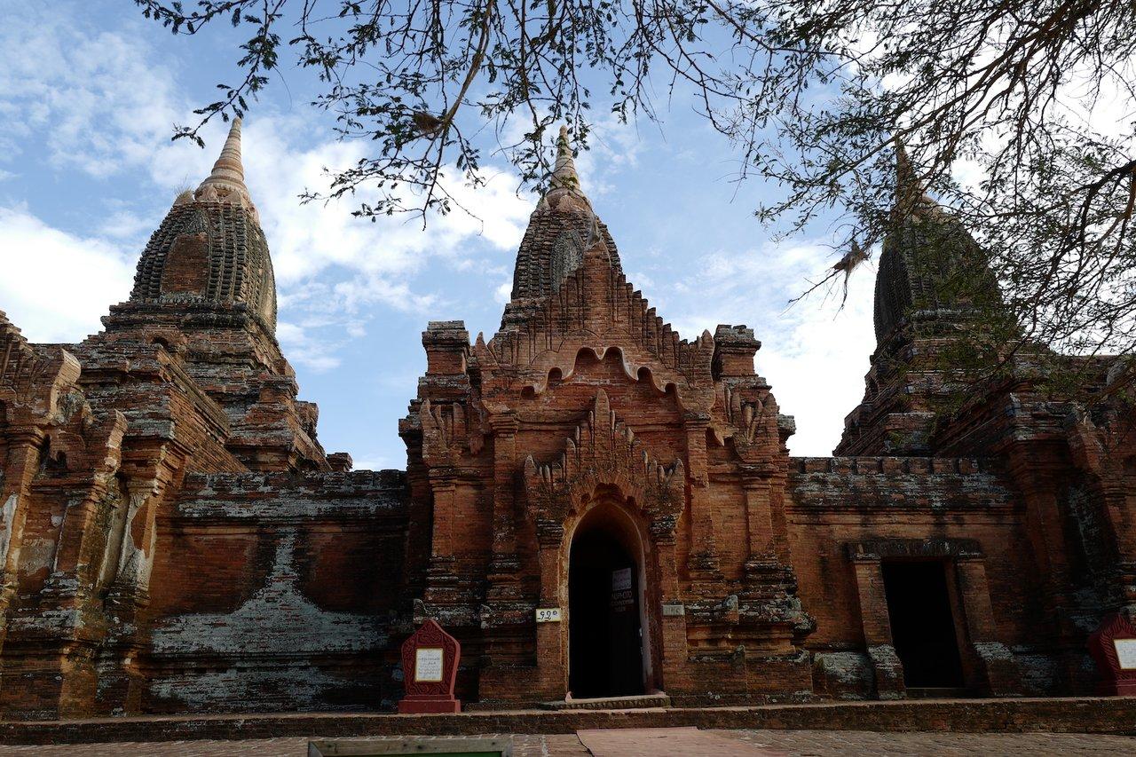 Payathonzu Pagoda (3 Temples in 1) | Photo taken by Su-Lin T