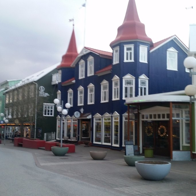 Akureyri  | Photo taken by Anna S