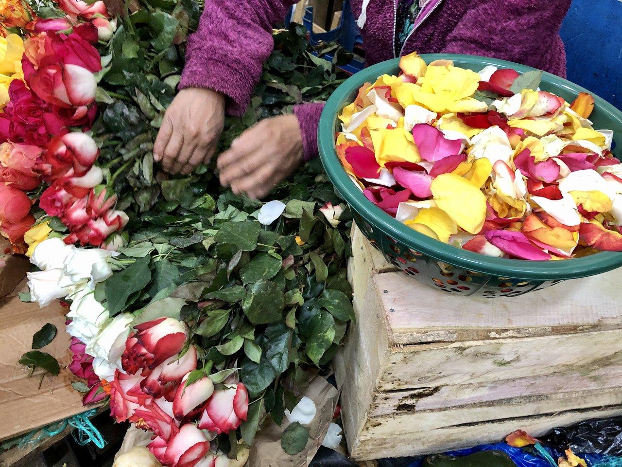 Chichicostanengo market day  | Photo taken by BRAD K