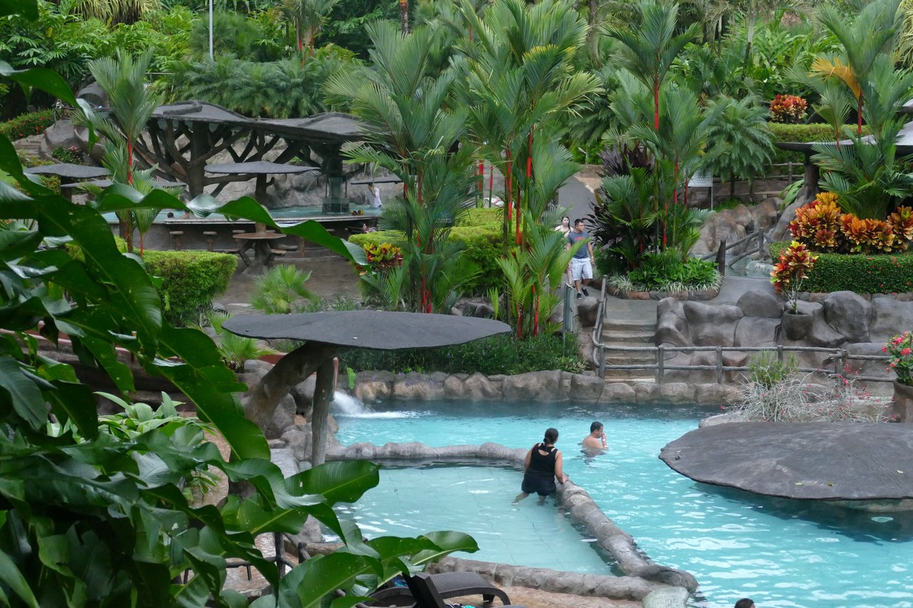 Los Lagos Hot Springs | Photo taken by Laura M
